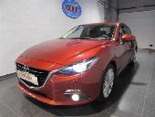 Mazda 3 Sportsedan 2.2 Luxury Safety+nav.