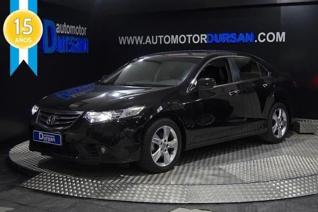 Imagen de Honda Accord Tourer 2.2i-dtec Luxury Aut. (2631505) - Automotor Dursan