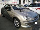 Peugeot 206 Cc 1.6 Roland Garros
