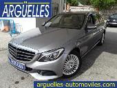 Mercedes C 220 D Estate Exclusive Muy Equipado 170cv
