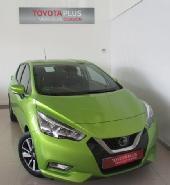 Nissan Micra 1.0 G Acenta 73