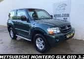 Mitsubishi Montero 3.2 Di-d Glx