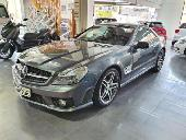 Mercedes Sl 63 Amg V8 571cv Performance Package