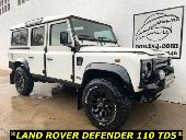 Land Rover Defender 110tdi County Sw Country