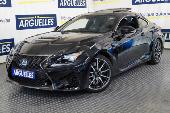 Lexus Rc F Luxury 477cv Nacional