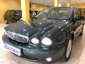 Jaguar X-type 2.0d /nacional/clima /cuero/sensor Park