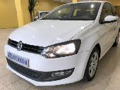 Volkswagen Polo 1.6tdi/nac/1 Dueño/libro Rev/aa/mp3/llantas