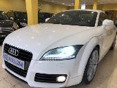 Audi Tt S Line/nacional/1dueño/libro Rev/led Xenon