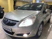 Opel Corsa Nacional/libro/llantas/5p/bluetooth