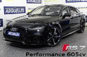 Audi A7 Rs Performance 605cv 4.0 Tfsi Quattro Tiptronic Fu