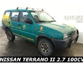 Nissan Terrano Ii 2.7 Sgx D Turbo