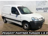 Peugeot Partner Furgón 1.9d Chapa 220 C