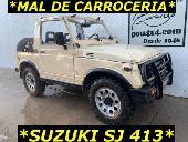 Suzuki Samurai 1.3 Vs Cabrio