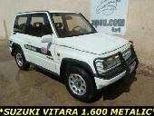 Suzuki Vitara 1.6 Lona Lujo + Pack