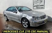 Mercedes Clk 270 Cdi