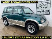 Suzuki Vitara 1.9td Wagon Superlujo