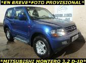Mitsubishi Montero 3.2 Di-d Gls