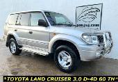 Toyota Land Cruiser 3.0 D4d Vx