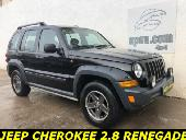 Jeep Cherokee 2.8crd Renegade