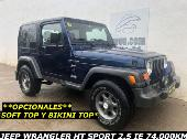 Jeep Wrangler 2.5 Sport Hard Top