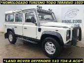 Land Rover Defender 110 Sw S Td4 Motor Puma