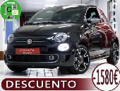 Fiat 500 1.2 S 69cv  Automático