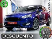 Ford Focus 1.0 Ecoboost Auto-s&s St-line 125cv  Navi Y Cam