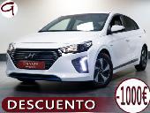 Hyundai Ioniq Hev 1.6 Gdi Klass Nav Automatico