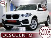 BMW X3 Xdrive 20da  Navi, Acabado Advantage
