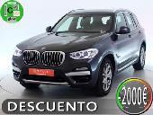 BMW X3 Xdrive 20d 190cv Automatico  Acabado Xline