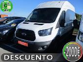 Ford Transit Ft 350 L3h3 Van Ambiente 105cv A/a, Sens Parking