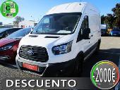 Ford Transit Ft 350 L2h3 Van Ambiente Delantera 130cv