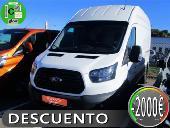Ford Transit Ft 350 L3h3 Van Ambiente 130cv Sens. Parking, A/a