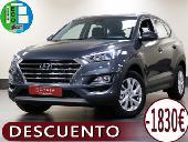 Hyundai Tucson 1.6crdi Sle 4x2 116cv  Navi+cámara Trasera