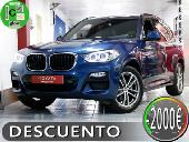 BMW X3 Xdrive 20da 190cv  Acabado M Sport