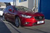 Mazda 6 6 W. 2.2de Luxury
