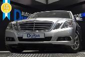 Mercedes E 250 Cdi Blue Efficiency