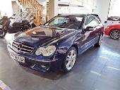 Mercedes Clk Clase Clk 320cdi