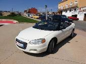 Chrysler Sebring Cabrio 2.7 V6 Limited Aut.
