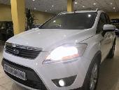 Ford Kuga 2.0tdci 4wd/nac/1 Dueño/clima Dual/llantas 17
