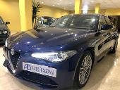 Alfa Romeo Giulia 2.0 I Nac/1 Dueño/libro/garant Alfa/super