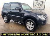 Mitsubishi Montero 3.2di-d Invite
