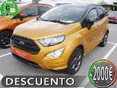Ford Ecosport 1.5 Ecoblue 4x4 St Line 125cv