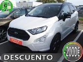 Ford Ecosport 1.0 Ecoboost St Line Aut. 125cv