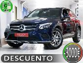 Mercedes Glc 220 D 4matic Aut. 170cv  Paquete Style Comand Online