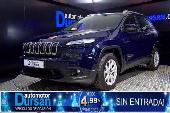 Jeep Cherokee 2.2d Business 4x4 Adi Aut. 136kw