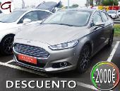 Ford Mondeo Titanium Powershift 2.0tdci Bi-turbo 210cv