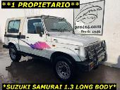 Suzuki Samurai 1.3 L Body Hard Top Lujo