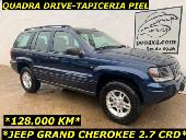 Jeep Grand Cherokee 2.7crd Limited