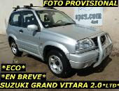 Suzuki Grand Vitara 2.0 16v